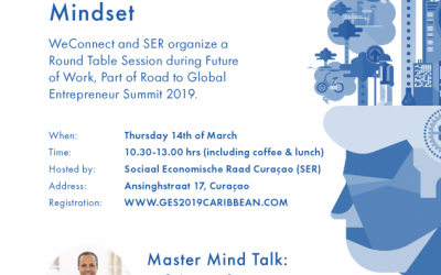 SER hosts Round Table Session during Future of Work, Part of Road to Global Entrepreneur Summit 2019
